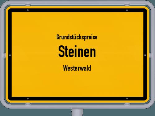 Grundstückspreise Steinen (Westerwald) 2019
