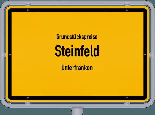 Grundstückspreise Steinfeld (Unterfranken) 2019