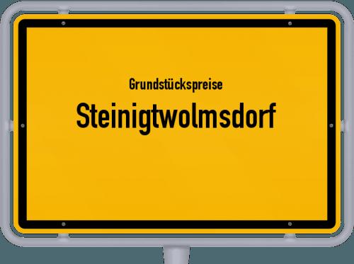 Grundstückspreise Steinigtwolmsdorf 2019