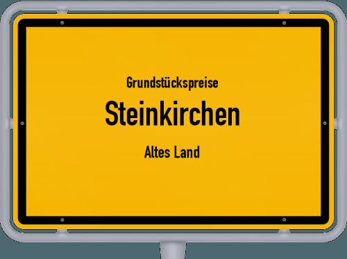 Grundstückspreise Steinkirchen (Altes Land) 2021