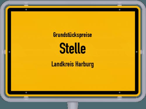 Grundstückspreise Stelle (Landkreis Harburg) 2021