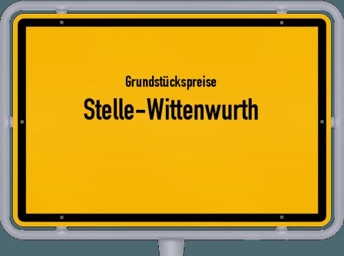 Grundstückspreise Stelle-Wittenwurth 2021