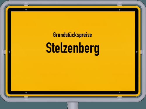 Grundstückspreise Stelzenberg 2019