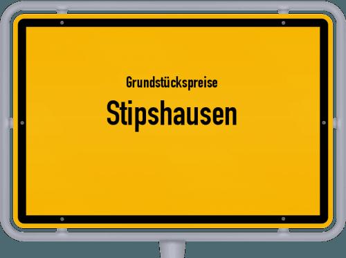 Grundstückspreise Stipshausen 2019