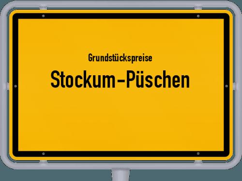 Grundstückspreise Stockum-Püschen 2019