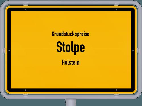 Grundstückspreise Stolpe (Holstein) 2021
