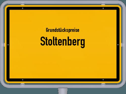 Grundstückspreise Stoltenberg 2021
