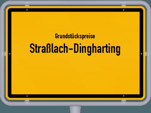Grundstückspreise Straßlach-Dingharting 2021