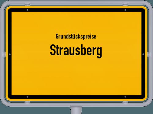 Grundstückspreise Strausberg 2021