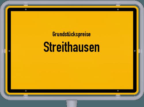 Grundstückspreise Streithausen 2019
