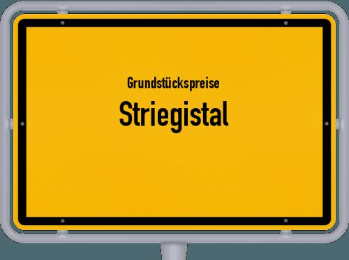 Grundstückspreise Striegistal 2019