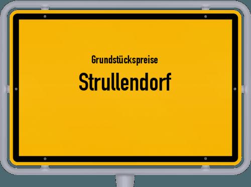 Grundstückspreise Strullendorf 2021