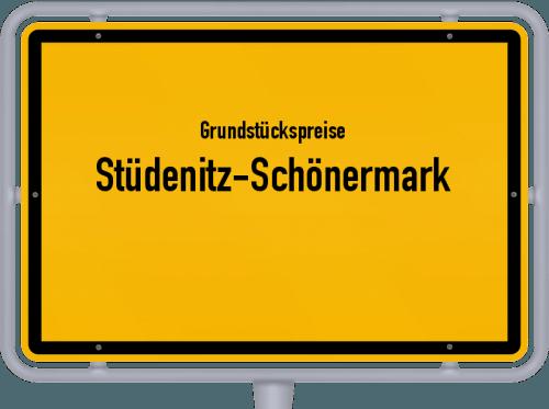 Grundstückspreise Stüdenitz-Schönermark 2021