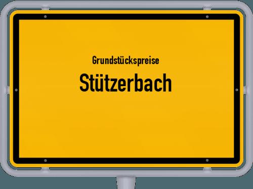 Grundstückspreise Stützerbach 2019