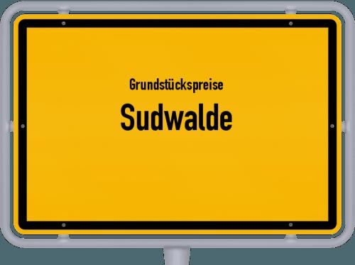 Grundstückspreise Sudwalde 2021