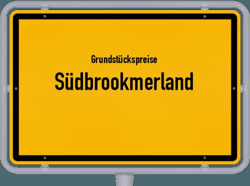 Grundstückspreise Südbrookmerland 2021