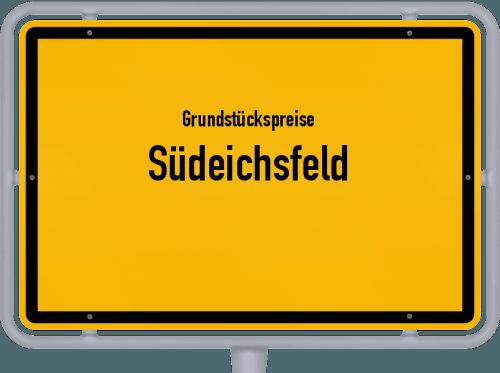 Grundstückspreise Südeichsfeld 2019