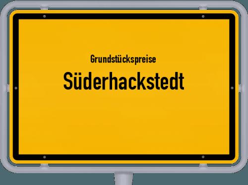 Grundstückspreise Süderhackstedt 2021
