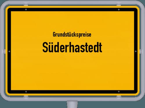 Grundstückspreise Süderhastedt 2021