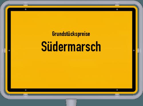 Grundstückspreise Südermarsch 2021
