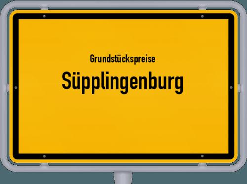 Grundstückspreise Süpplingenburg 2021