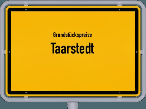 Grundstückspreise Taarstedt 2021