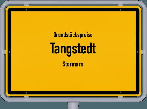 Grundstückspreise Tangstedt (Stormarn) 2021