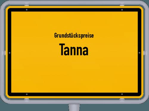 Grundstückspreise Tanna 2019