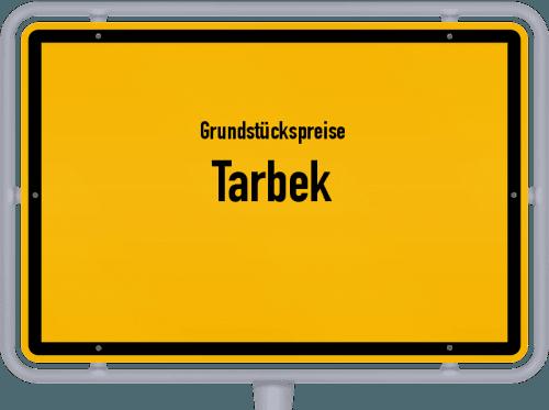 Grundstückspreise Tarbek 2021