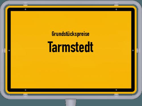 Grundstückspreise Tarmstedt 2021