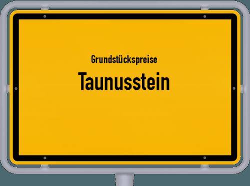 Grundstückspreise Taunusstein 2019