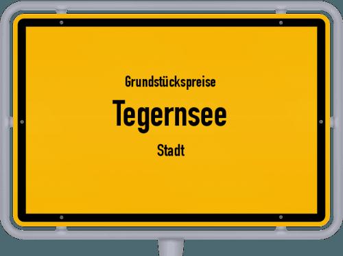 Grundstückspreise Tegernsee (Stadt) 2019
