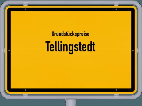Grundstückspreise Tellingstedt 2021