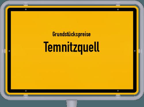 Grundstückspreise Temnitzquell 2021