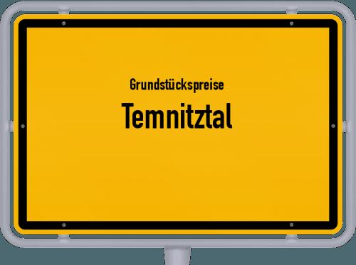 Grundstückspreise Temnitztal 2021