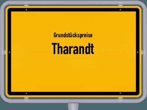 Grundstückspreise Tharandt 2019