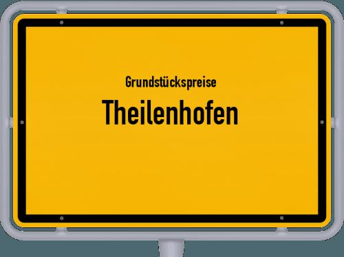 Grundstückspreise Theilenhofen 2019