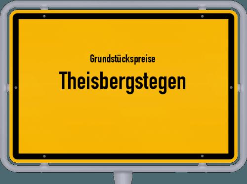 Grundstückspreise Theisbergstegen 2019