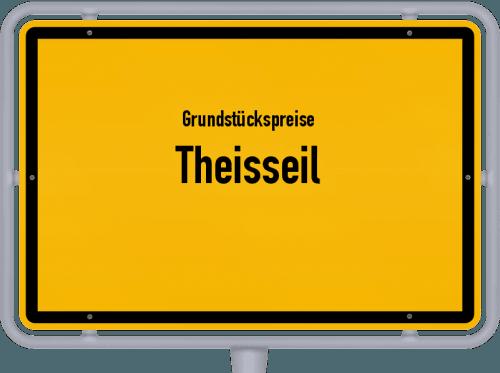 Grundstückspreise Theisseil 2021