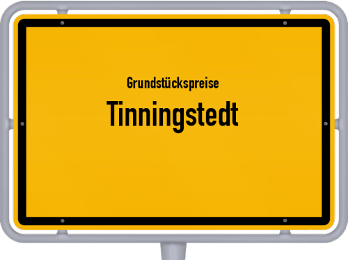 Grundstückspreise Tinningstedt 2021