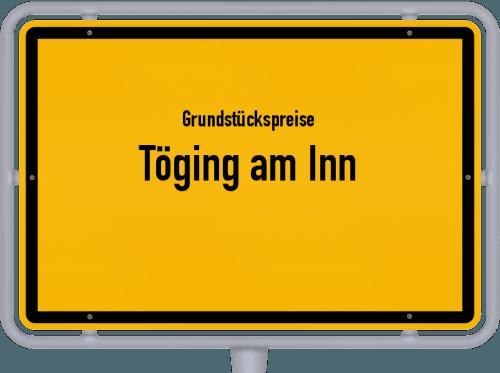Grundstückspreise Töging am Inn 2019