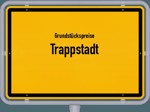 Grundstückspreise Trappstadt 2021