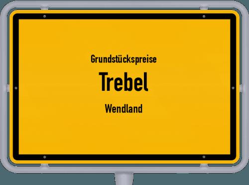 Grundstückspreise Trebel (Wendland) 2021