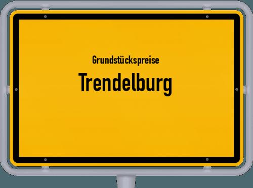 Grundstückspreise Trendelburg 2019