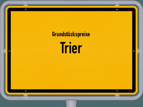Grundstückspreise Trier 2019