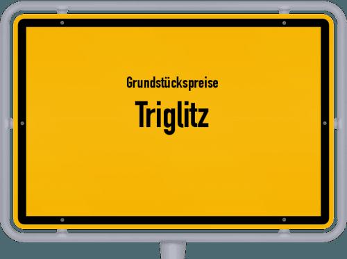 Grundstückspreise Triglitz 2021