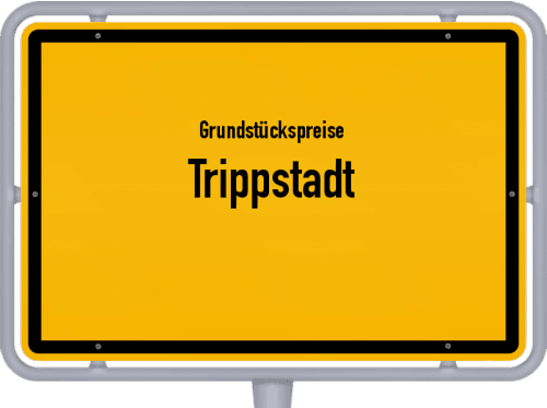 Grundstückspreise Trippstadt 2019