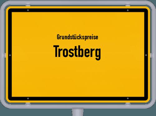 Grundstückspreise Trostberg 2021