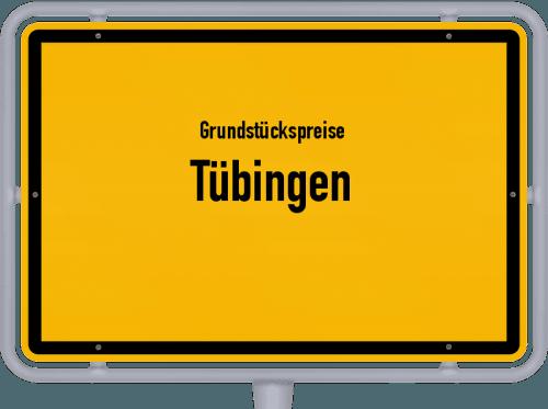 Grundstückspreise Tübingen 2021