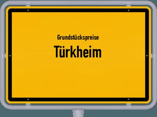 Grundstückspreise Türkheim 2021